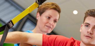 Therapie und Bewegung der Gelenke