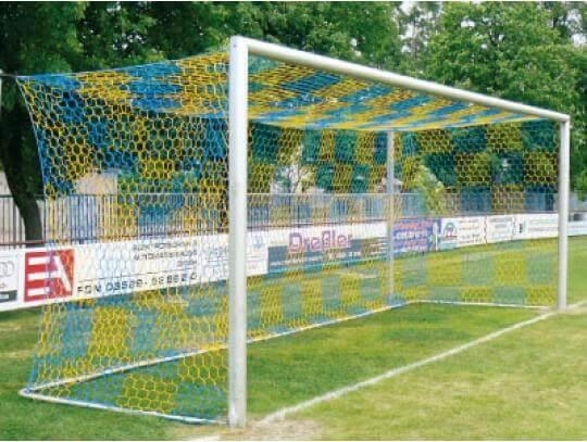 Fussballtornetze und Netzbefestigungen
