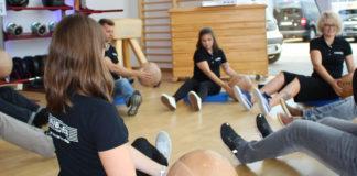 Sport und Bewegung am Arbeitsplatz
