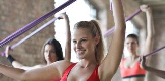 Fitness Übungen für Workout