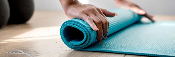 Gymnastikmatten Reinigung: wie reinige ich meine Gymnastikmatte richtig?