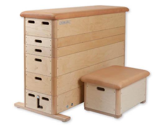 Sprungkästen Basic aus Holz von Kübler Sport