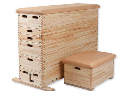 Sprungkasten Klassik Holz