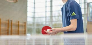 Tischtennis bei Kübler Sport