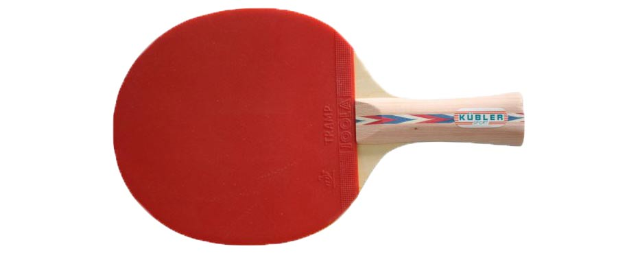Tischtennisschläger richtig reinigen