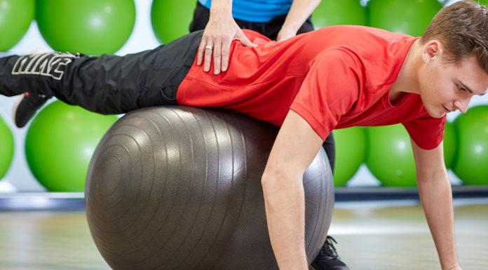 Physiotherapie meets Fitnessstudio