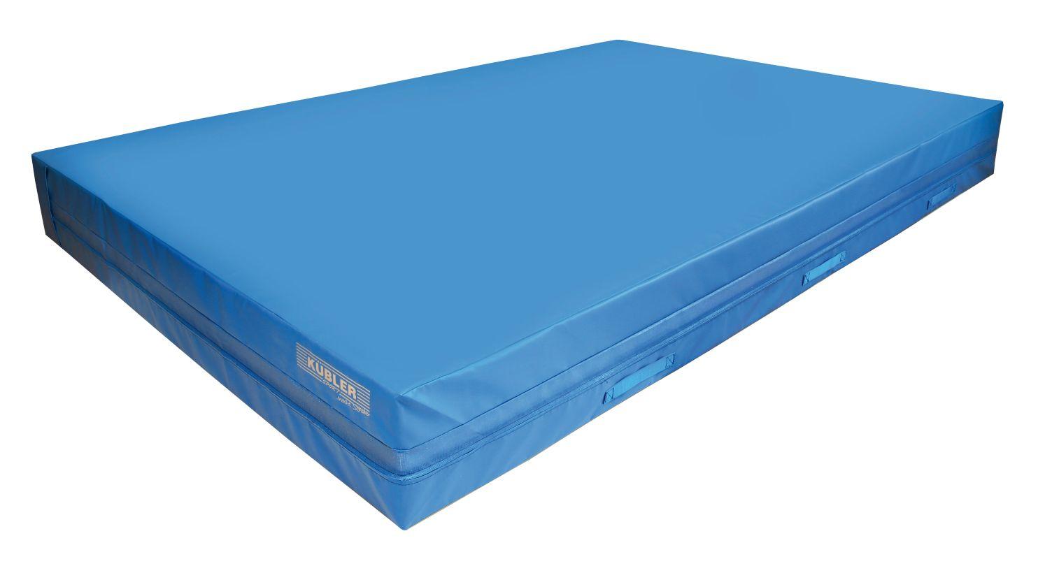 Geräte im Sportunterricht: Die Weichbodenmatte