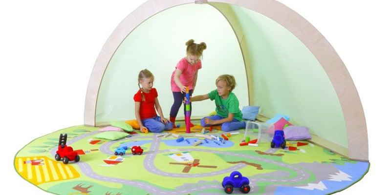 Traumhöhle Kindergarten Grundausstattung