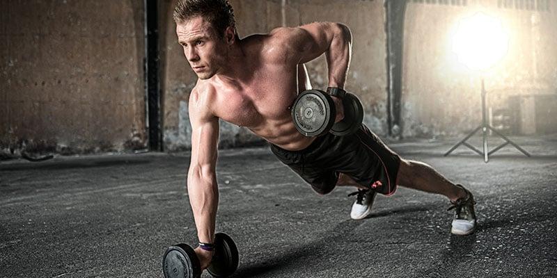 Erschöpfung des Muskels
