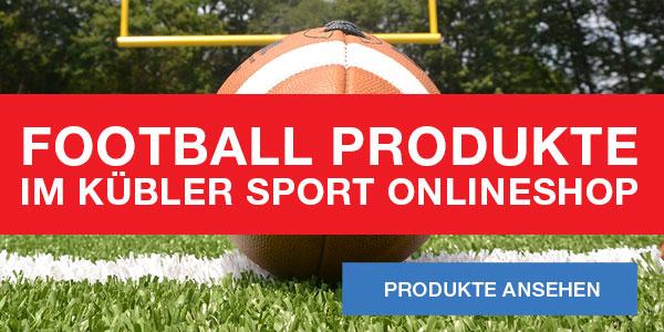 Football kaufen im Kübler Sport Online Shop