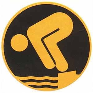 Deutscher Schwimmpass Gold