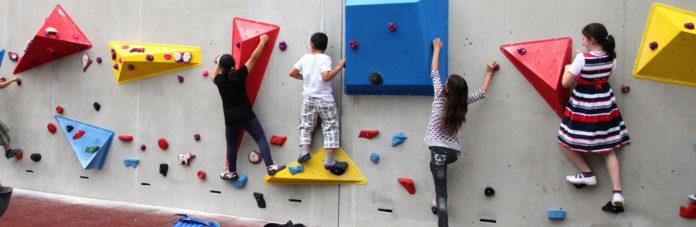Fallschutz beim Bouldern