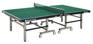 Tischtennisplatte für den Profibereich