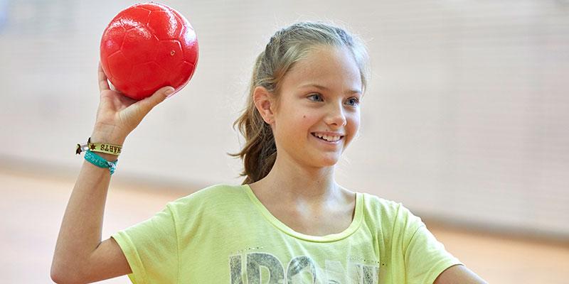 Ballsportarten einfacher lernen: Methodikbälle und Softbälle