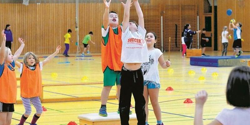 Spiele für den Sportunterricht