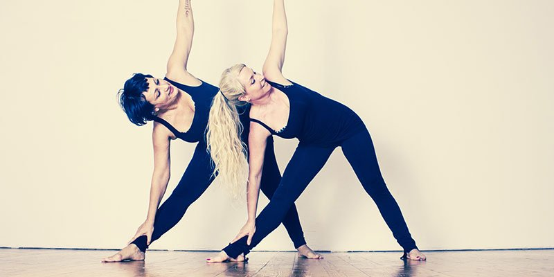 Tanz im Fitness