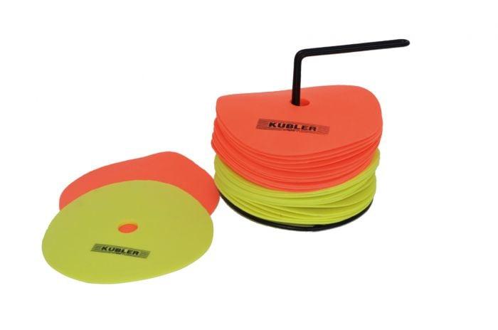 Kübler Sport® Floormarker - Bodenmarkierscheiben