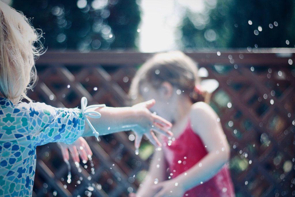 Spiele im Wasser - einfach mit großem Spaßfaktor
