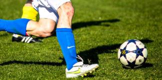 Training Fußball