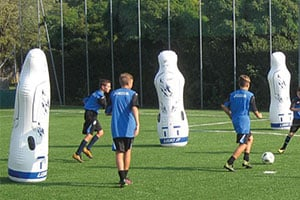 Fußballtrainingsgeräte