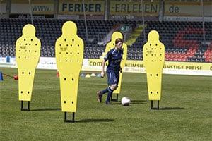 Fußballtrainingsmaterial
