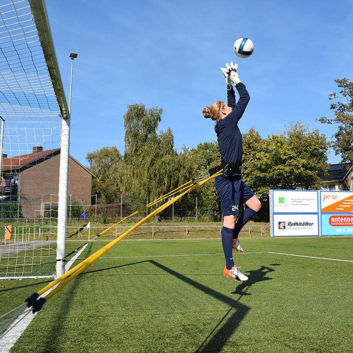 Trainingsmaterial für Fußballer