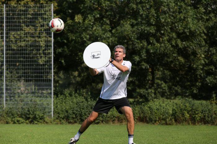 Trainingshilfen für Fußballer