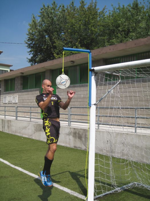 Trainingsgeräte für Fußballer