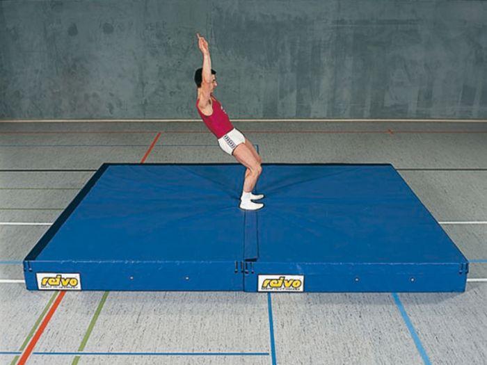 Spielideen mit Weichbodenmatten im Sportunterricht