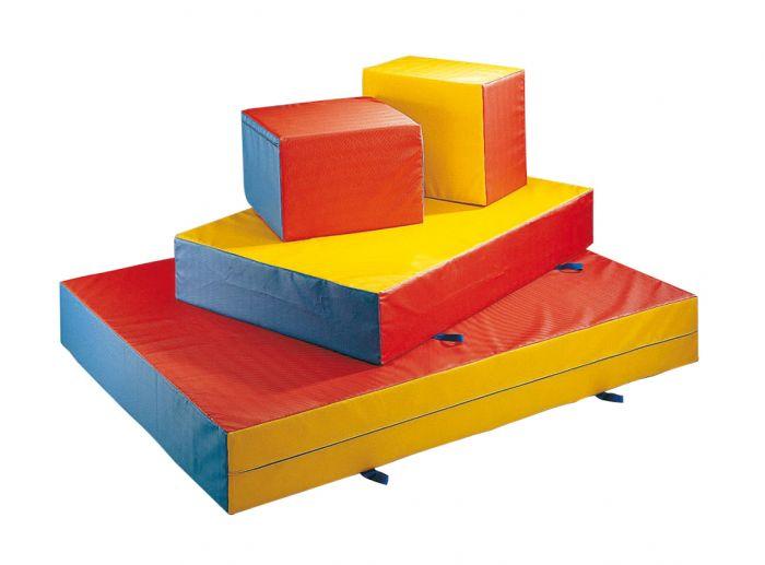 Spiele mit Weichbodenmatten