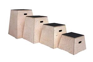 PlyoBox aus Holz