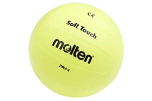Aufwärmspiele des Volleyballs