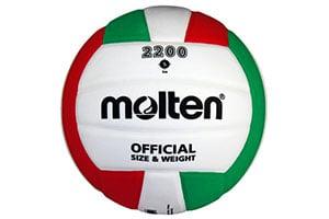 Aufwärmen im Volleyball