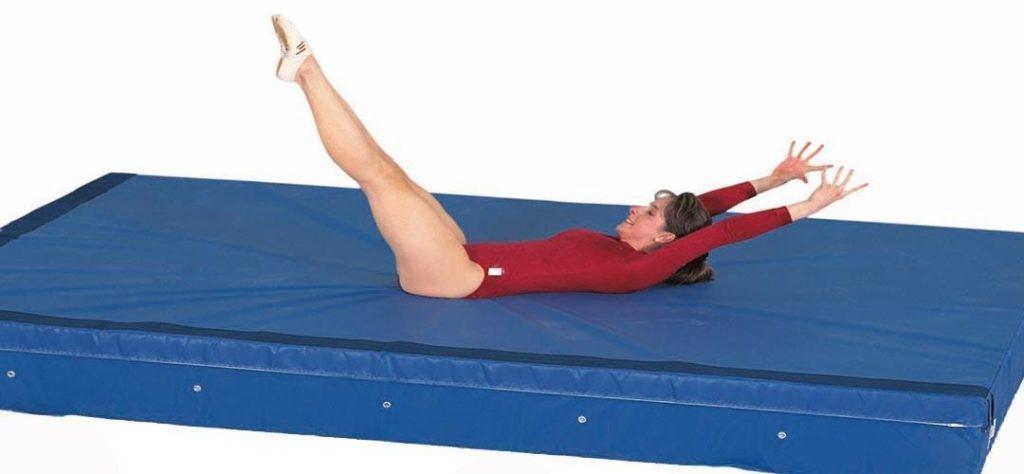 Spiele mit Weichbodenmatten im Sportunterricht