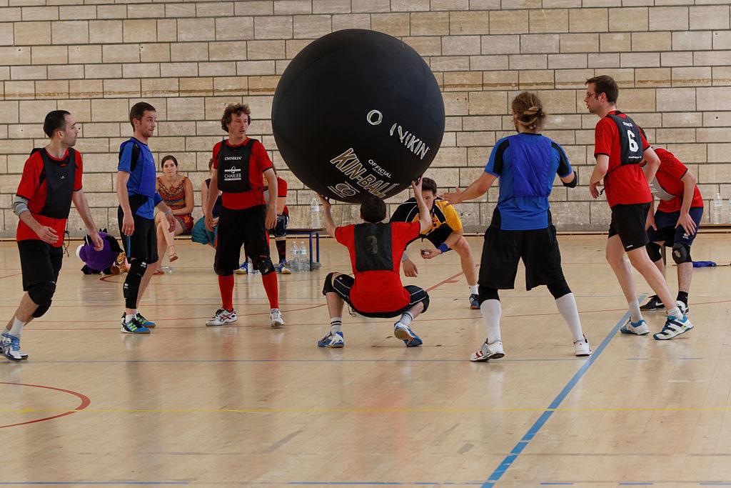 Kin-Ball Regeln