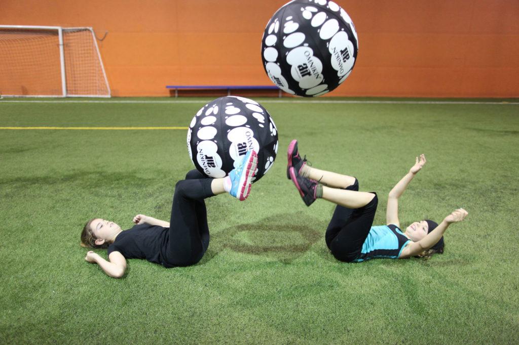 Kin-Ball Spiele