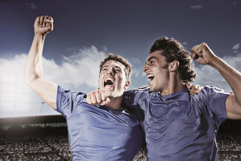 Teamgeist fördern im Sport
