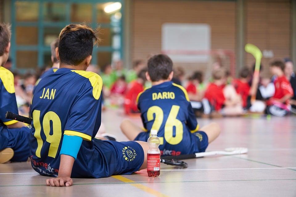 Floorball in der Schule