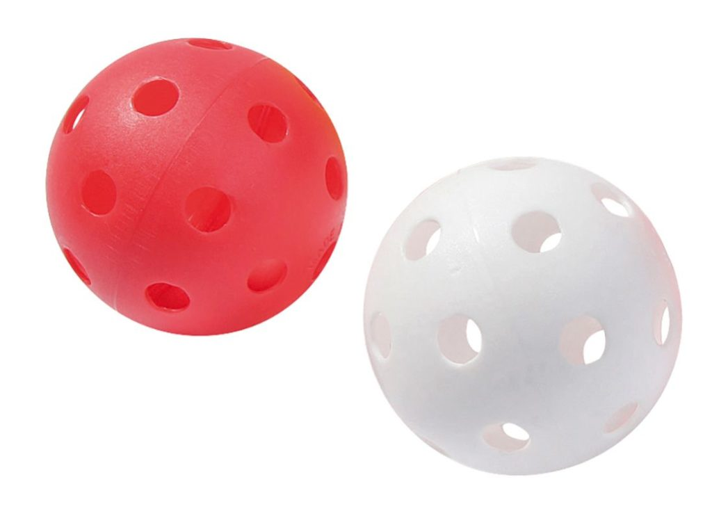 Ausstattung von Floorball