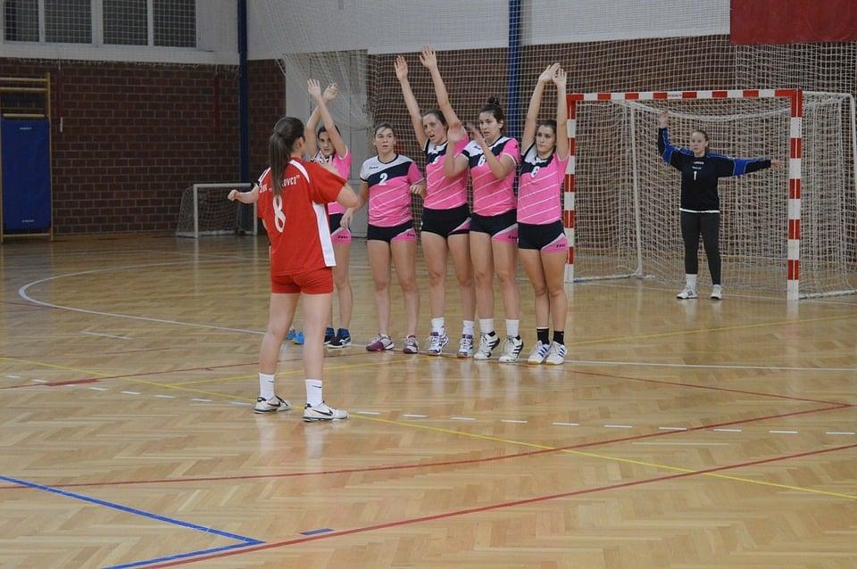 Spiele im Handball