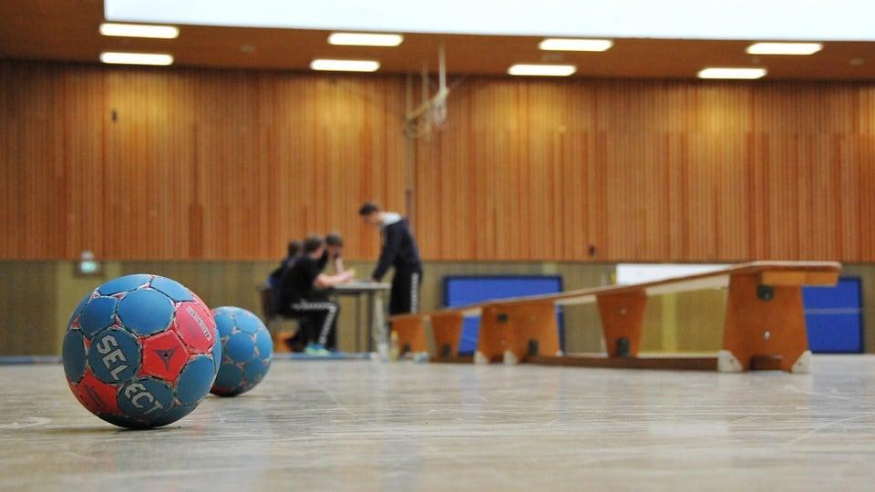 Spiele für Handballer