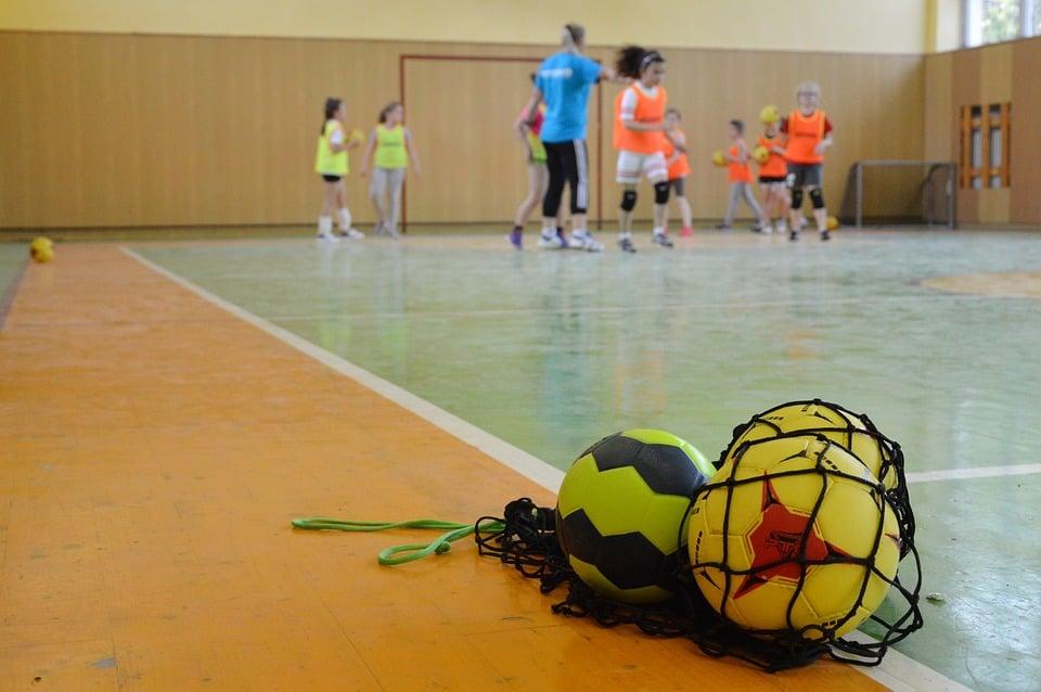 Handball im Schulsport