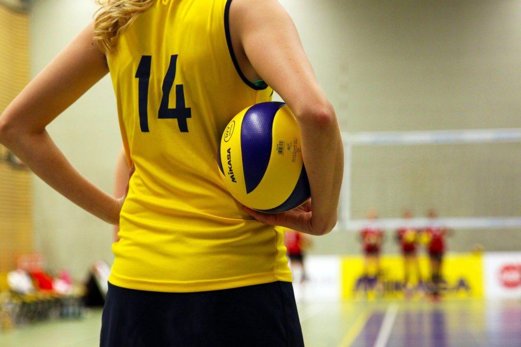 Spiele für das Volleyball Techniktraining