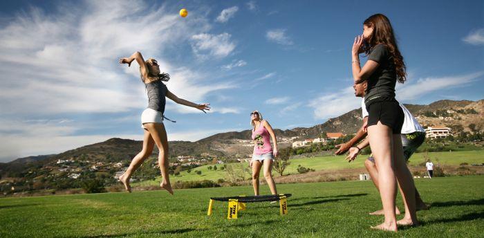 Spikeball als Sport Trend
