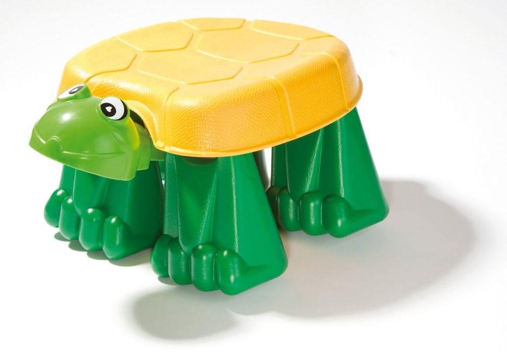 Außergewöhnliches Spielzeug: Turn Turtle
