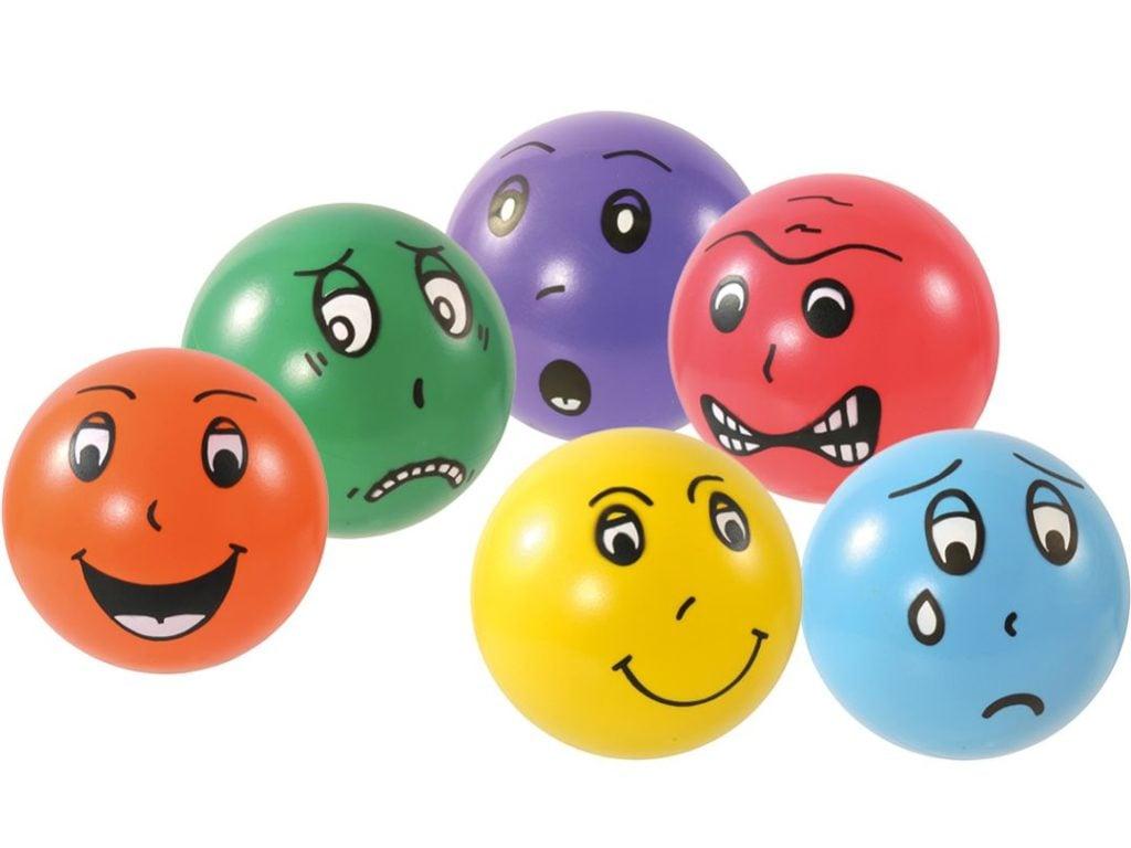Spielzeuge mit hohem Spaßfaktor: Emotionsbälle