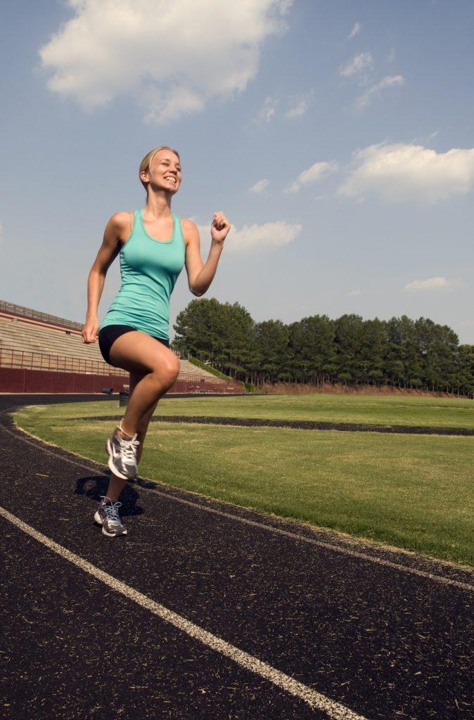 optimal im Sport aufwärmen
