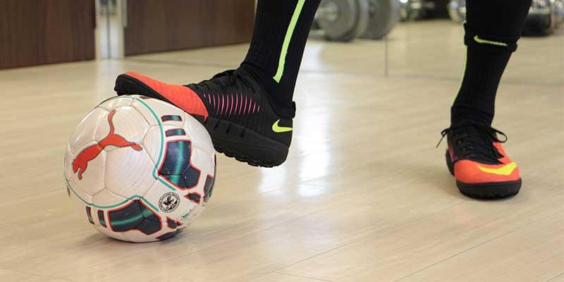 Futsal-Regeln: der Futsalball