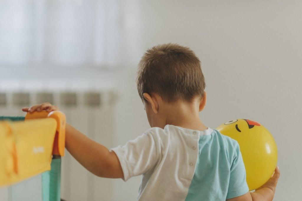 Wie lernen Kinder fangen?