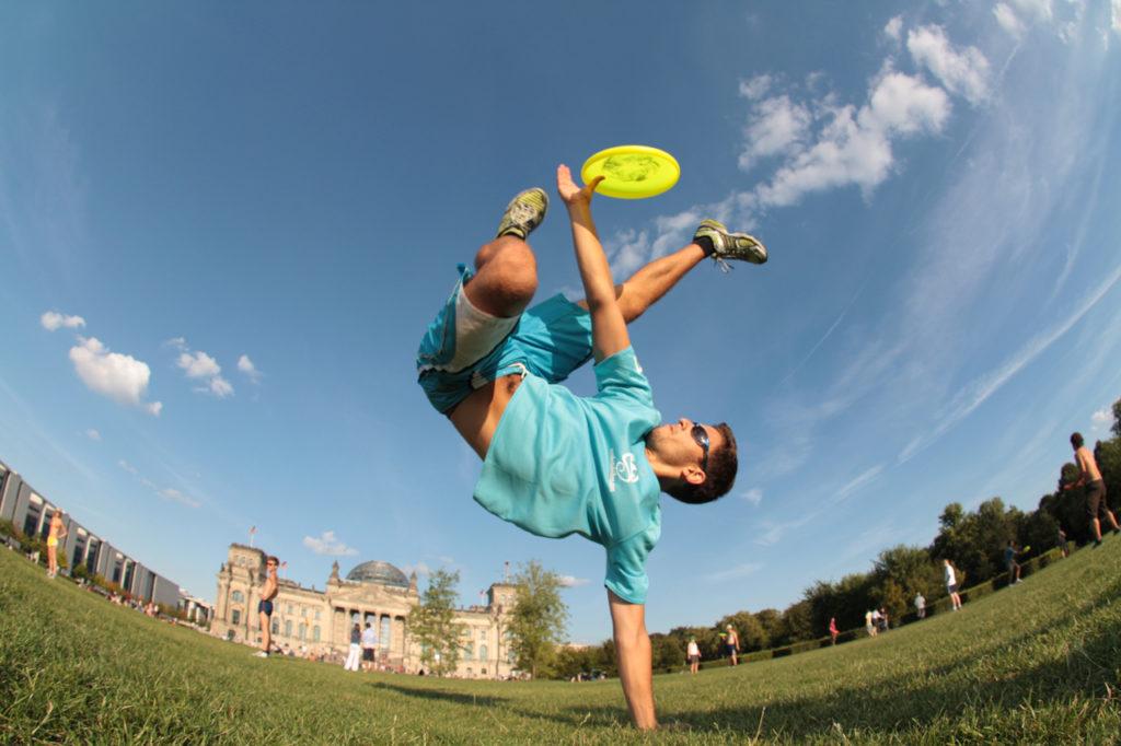 Frisbee regeln für den Sportunterricht